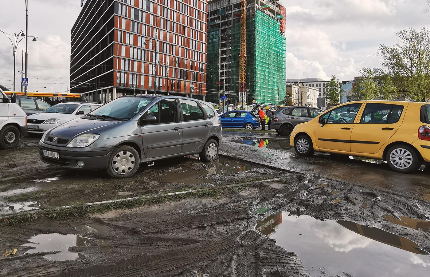 Ulica Kilińskiego, od ul. Narutowicza do ul. Traugutta